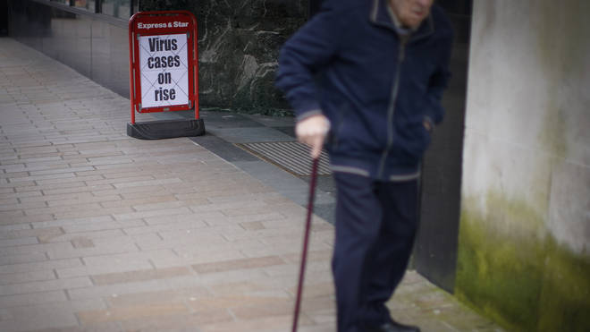 The elderly could be asked to self-isolate 'within weeks'