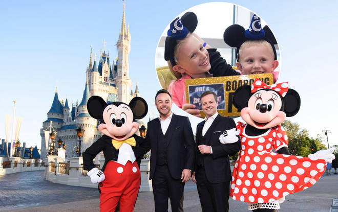 Ant and Dec's Disney World finale won't go ahead as planned