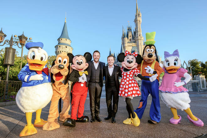 Ant and Dec won't be heading to the themepark