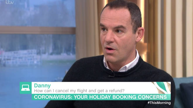 Martin Lewis said that people's questions will be answered, but we need to be a little patient