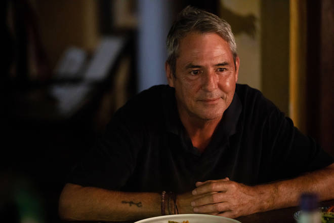 Neil Morrissey as Greg McConnell in The Good Karma Hospital