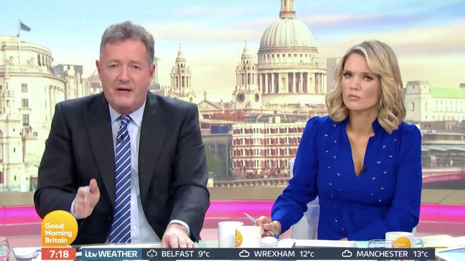 Charlotte Hawkins will stand in for Susanna Reid for the next two weeks