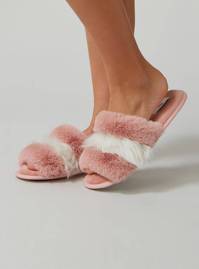 Slippers from Boux Avenue