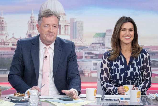 Susanna Reid will be absent from work for two weeks