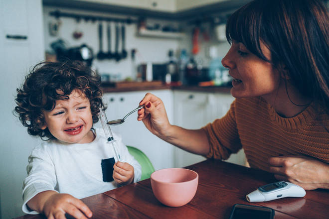 Why you shouldn't be forcing your children to eat their greens