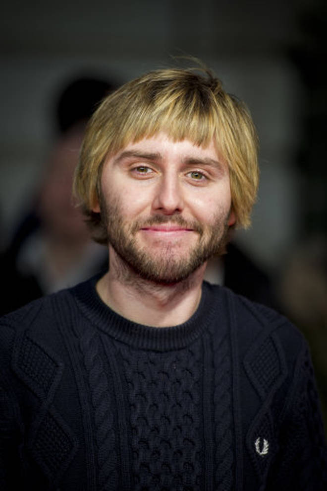 James Buckley shot to fame as Jay in The Inbetweeners