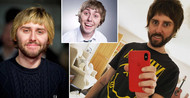 James Buckley will appear on Stand Up To Cancer tonight