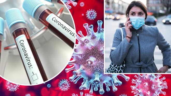 Coronavirus cases in the UK rise to 1,950
