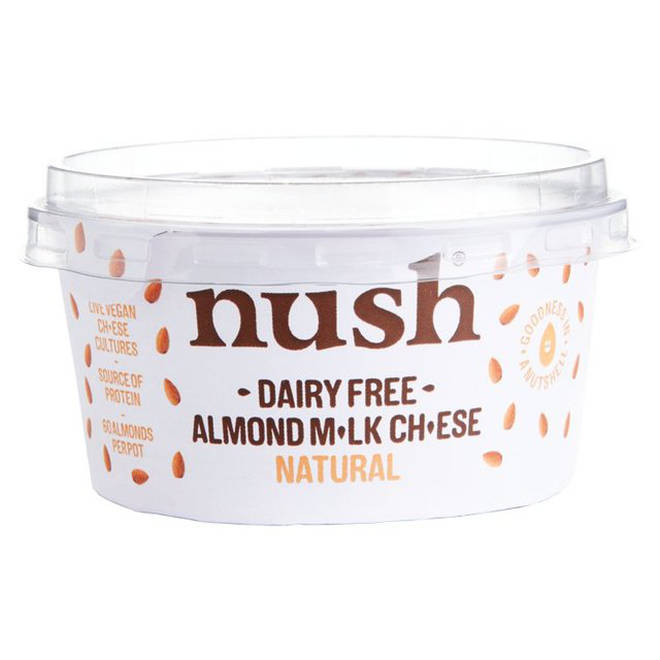 Nush's spreadable cheese