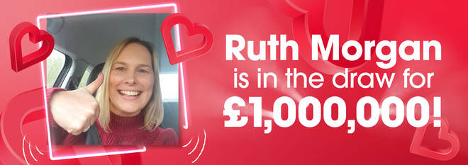 """A million pounds would be truly life-changing"" Ruth Morgan"