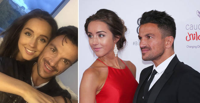 Peter Andre has opened up about his decision to stockpile