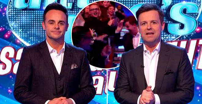 Ant and Dec have cancelled their SNT audience