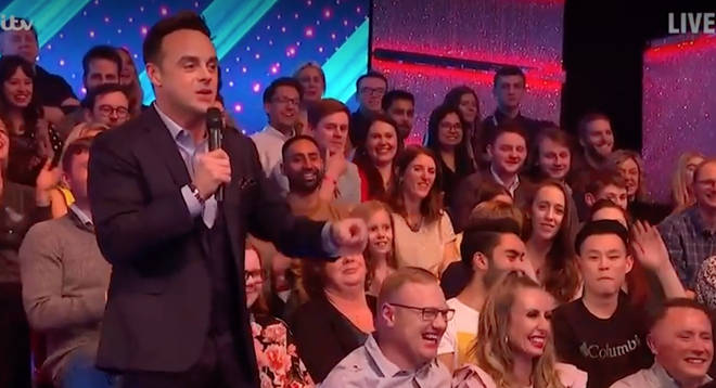 Ant and Dec will continue SNT without an audience