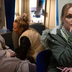 Vanessa is part of a bowel cancer storyline