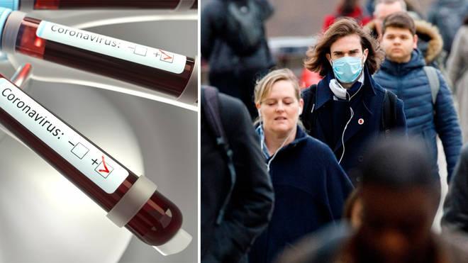 Coronavirus cases have risen in the UK