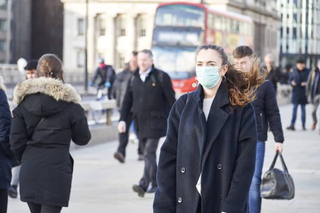 Coronavirus numbers in the uk revealed