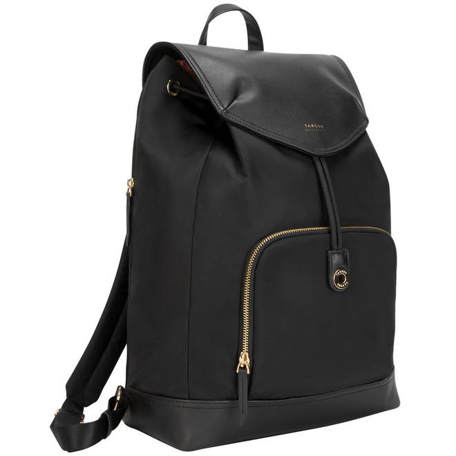 "Newport 15"" Drawstring Laptop Backpack"
