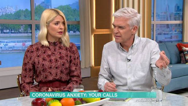 Phillip and Holly are still presenting This Morning together