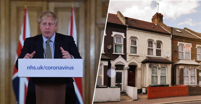 Boris Johnson revealed new renting rules