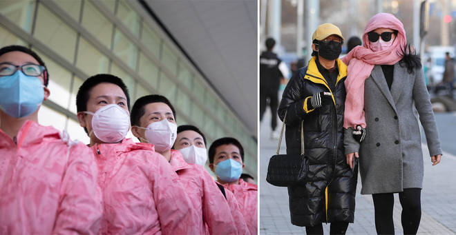 China reported no new domestic cases of Coronavirus on Wednesday