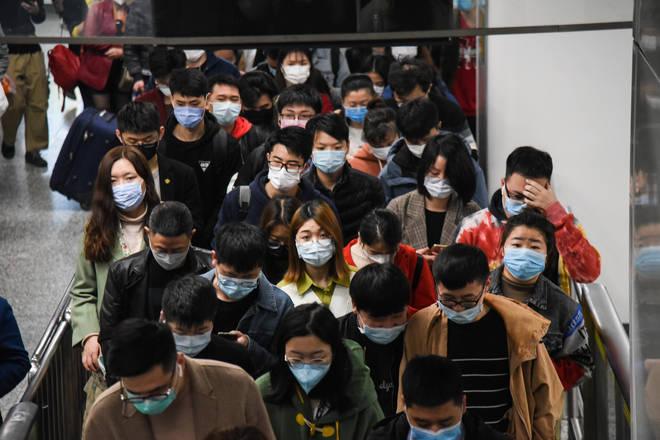 No new cases of Coronavirus were reported in China yesterday