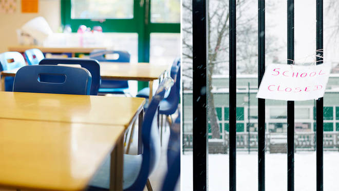 How long will schools be shut for in the UK?