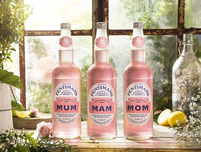 Fentimans are celebrating all the mothers from across the UK