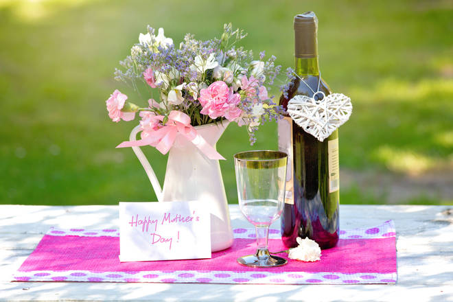 Raise a glass with your mum this Mother's Day