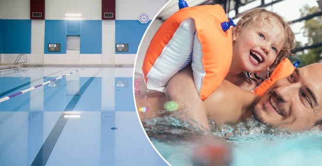 Is it still safe to go to swimming amid Coronavirus? (stock images)