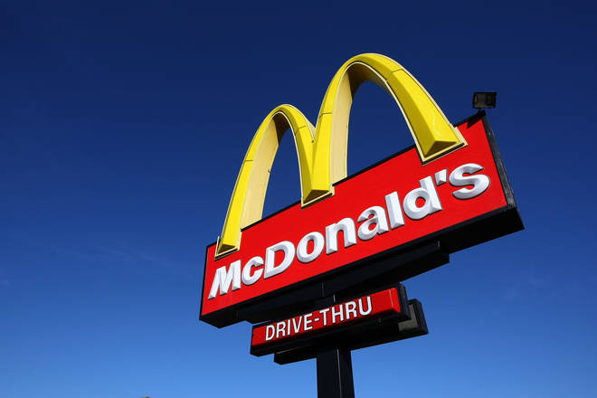 McDonald's are offering NHS, council and emergency services staff free drinks