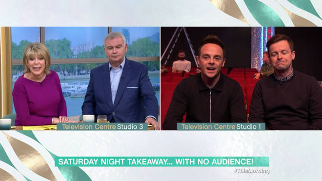 They told Ruth and Eamonn about the show's new format