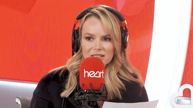 Amanda Holden praised the initiative, which can boost your mood as well as the old person's