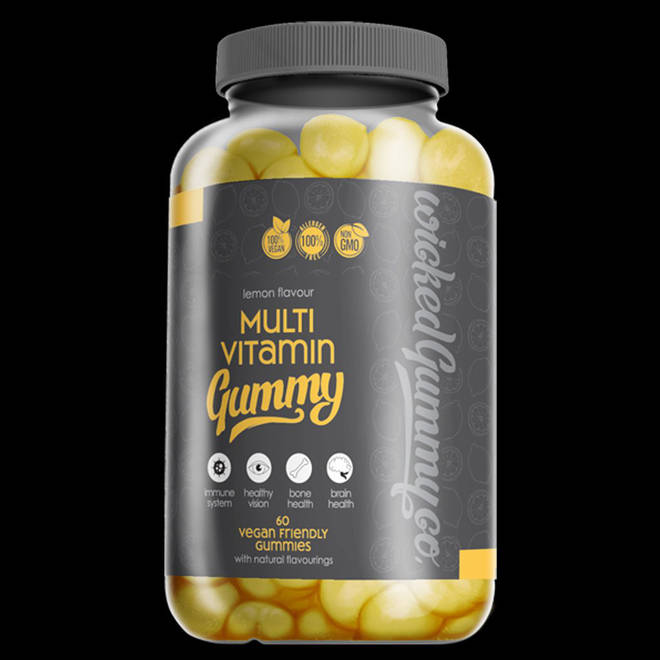 Wicked multivitamin gummies