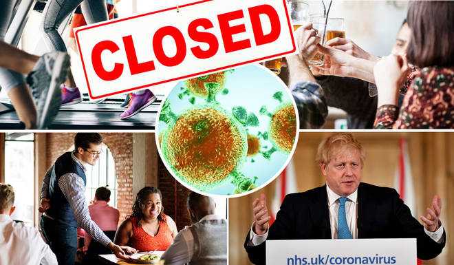 The UK has been placed in to lockdown with new measures to protect the public from coronavirus