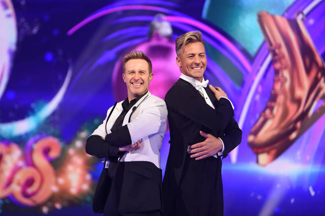 Matt and H formed a great partnership on Dancing on Ice