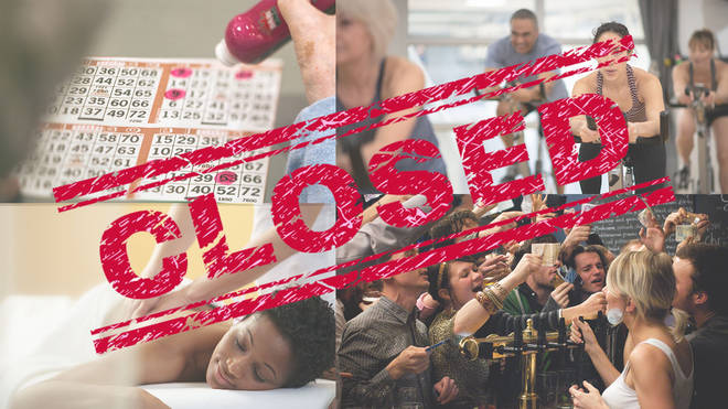 Thousands of businesses have now shut their doors