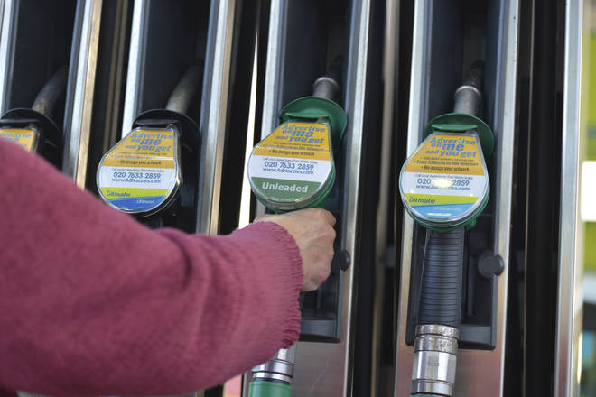 Social media messages falsely claimed coronavirus was being spread 'rapidly via petrol pumps'.