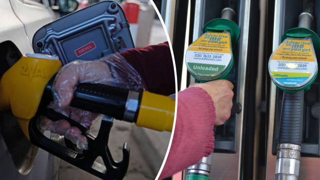 Nurses have reportedly warned people to be extra vigilant at petrol stations.