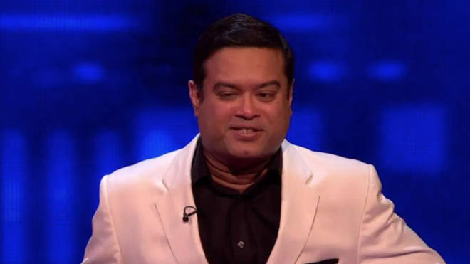 Paul Sinha is known as 'The Sinnerman' on The Chase