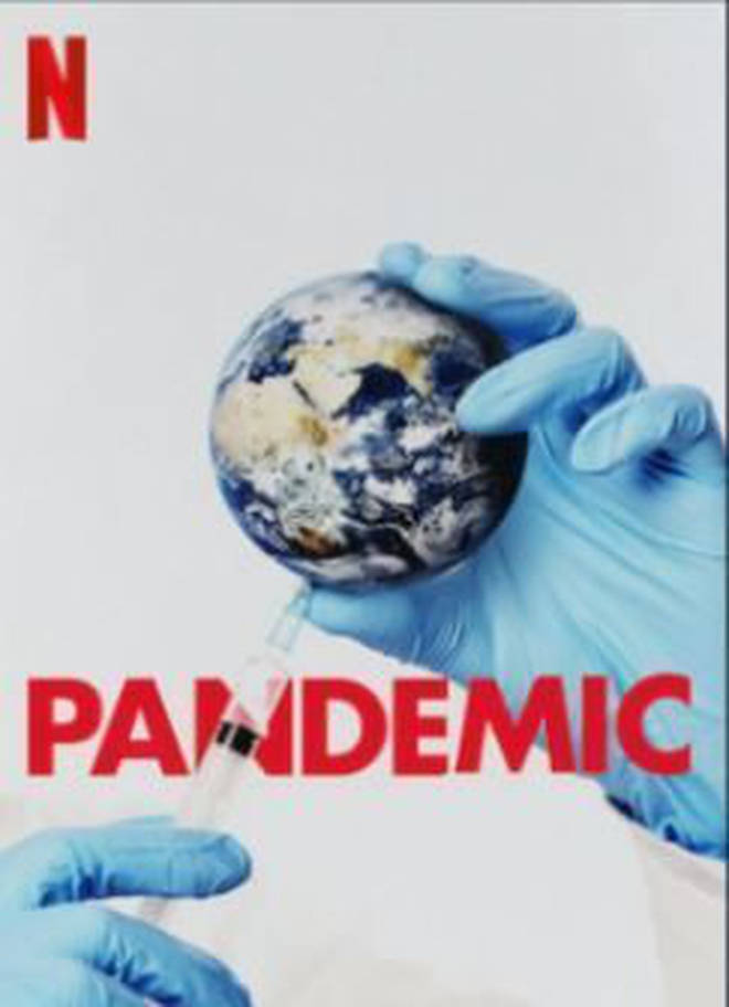 Pandemic was filmed in 2019