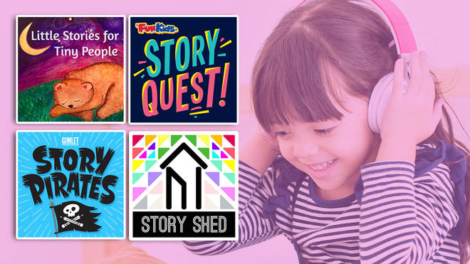 These podcasts are great for kids