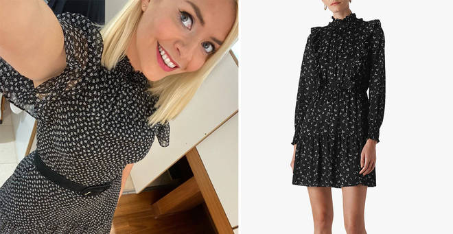 Holly Willoughby's This Morning dress is from Whistles