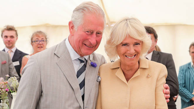 Prince Charles is self-isolating in Scotland with Camilla