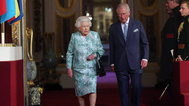 Royal editor Camilla Tominey said Prince Charles and the Queen haven't seen much of each other