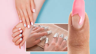 This is how you can remove your gel and acrylic nails from home