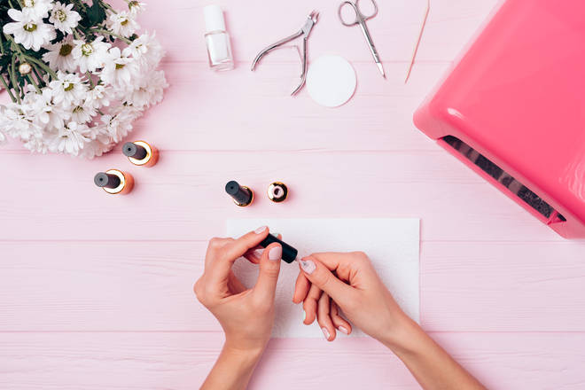 Many of us will need to continue nail care from home at the UK goes into lockdown