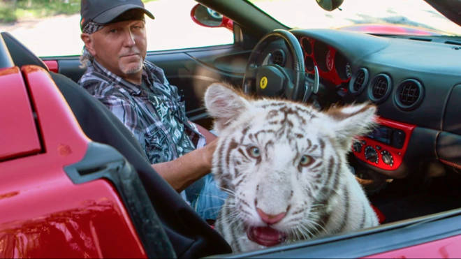Tiger King tells the story of big cat owners in the US
