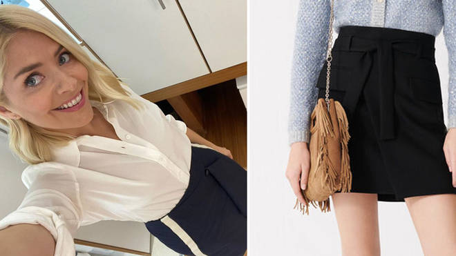 How to get Holly Willoughby's This Morning look