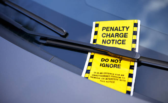 Parking penalties for NHS staff have been scrapped