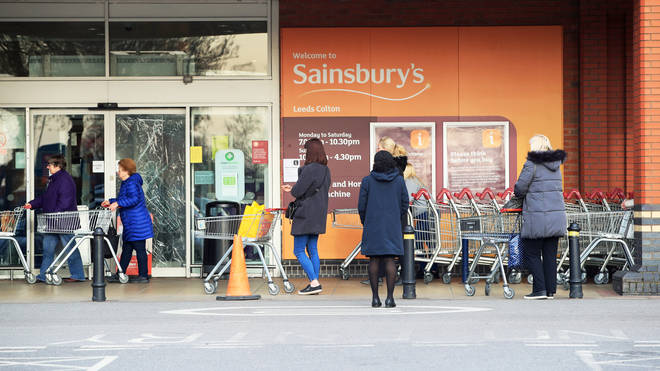 Supermarket Lockdown Rules Can I Pay Cash And What Are The